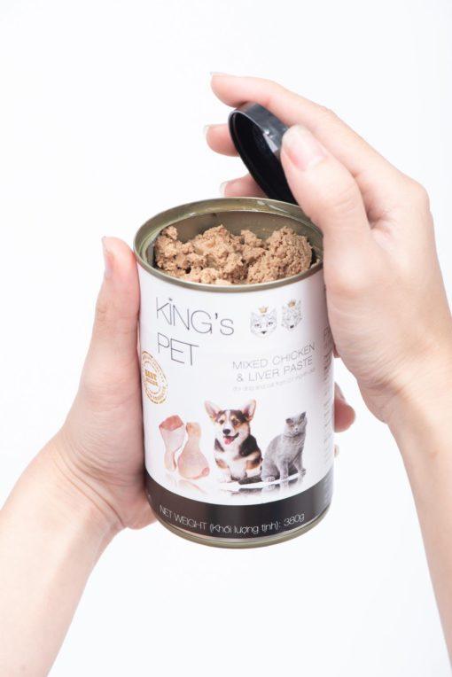Bạn đã biết: Pate cho mèo loại nào tốt, giàu dinh dưỡng nhất chưa?